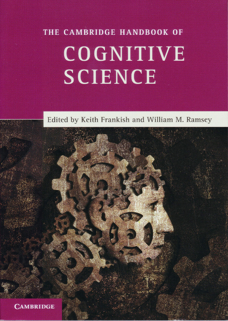 Handbook of Cognitive Science front cover