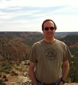 Keith at Palo Duro
