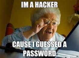 Grandma Hacker