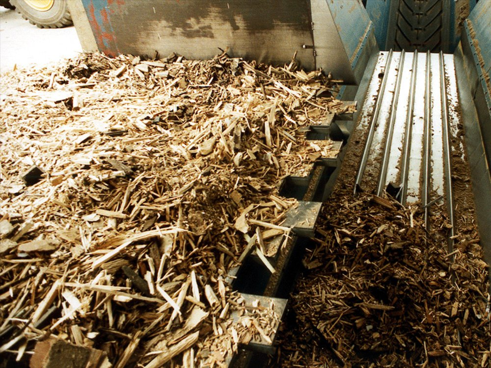 Biomass Stationary Installation