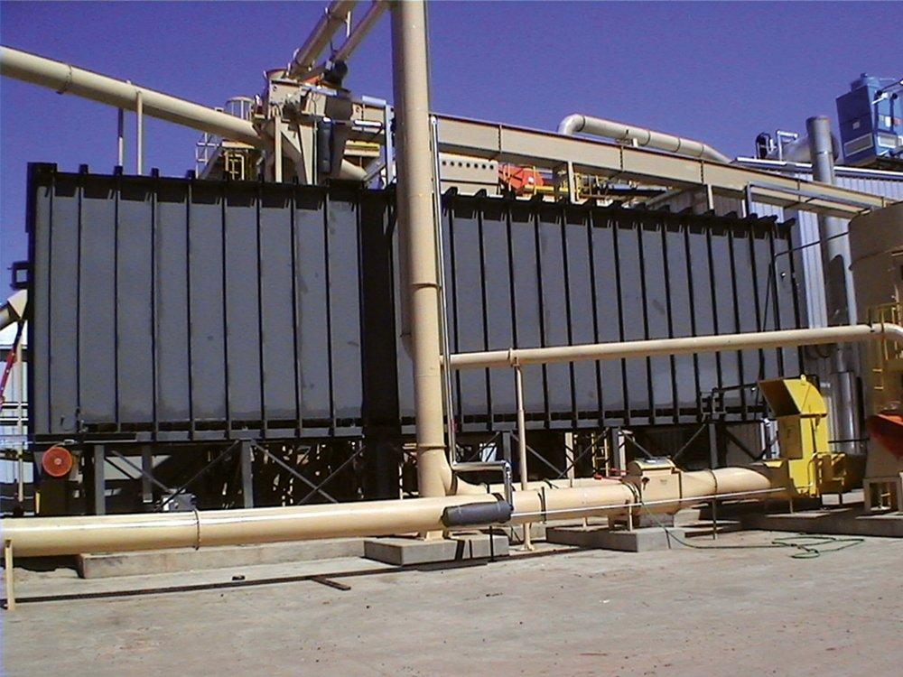 Biomass Stationary Installation
