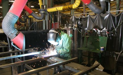 KEITH Team Member Welding