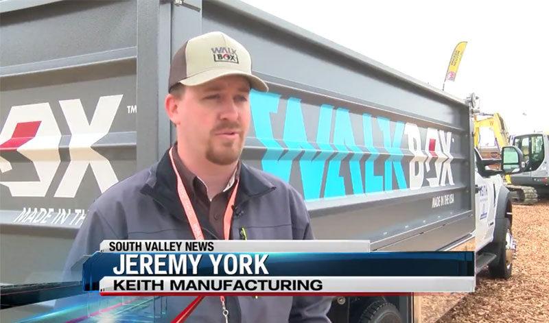 Jeremy York South Valley News Screenshot