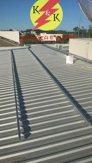 Estruturas instaladas