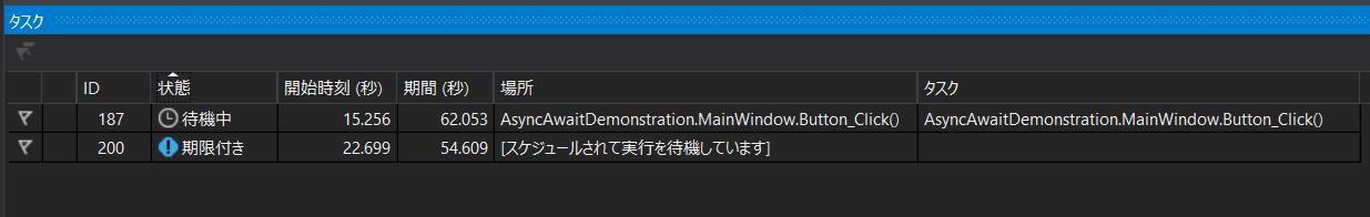 NET非同期処理(async-await)と例外の制御 – kekyoの丼