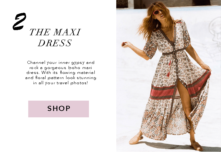 Travel Dresses