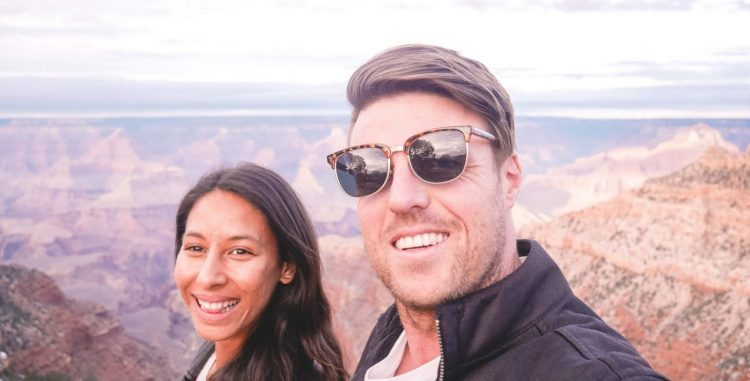 Must-go adventurous places in the USA for couples
