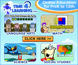 Online Education Program for PreK - 8th Grade