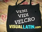 Visual Latin Tote 2to1 Conference 2012 001