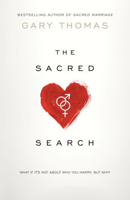 The Sacred Search Cover