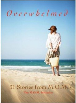 Overwhelmed from the MOM initiative cover