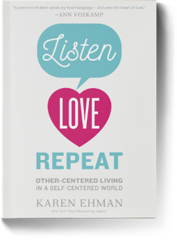 listen love repeat book cover