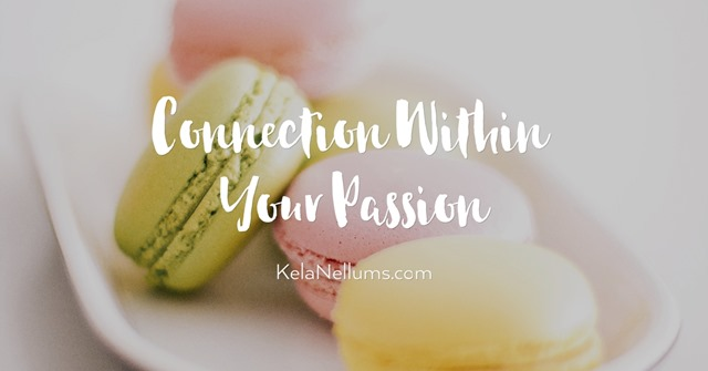 Pursuing What Is Excellent -- Connection Within Your Passion