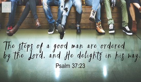 Psalm 37-23