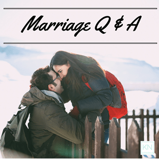 Marriage Q & A