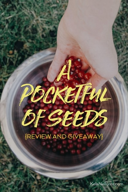 Pursuing What Is Excellent - A Pocketful of Seeds