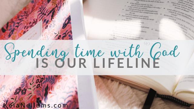 Lifeline Bible Study and Distractions