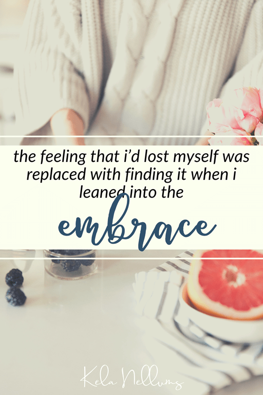 Resign or Embrace Quote