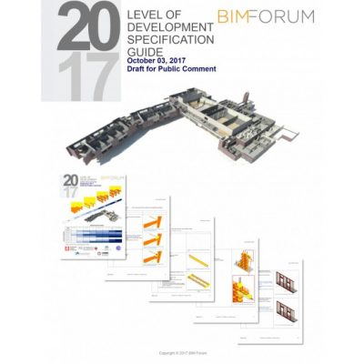 BIM Forum LOD spec guide