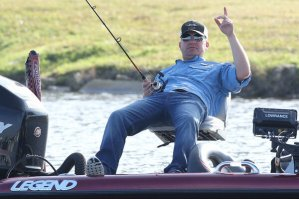 Fishing With Clint Bowyer