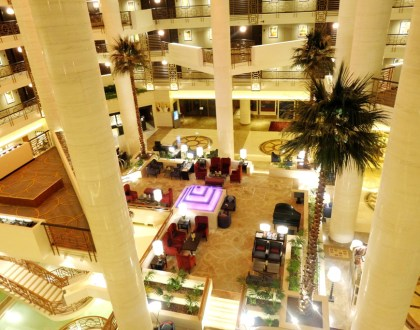 Le Sheraton Dubai Creek Hotel & Towers