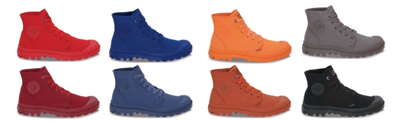 b5aae51b40d PALLADIUM BOOTS INTRODUCES NEW PRODUCTS FOR A FRESH SPRING-SUMMER ...