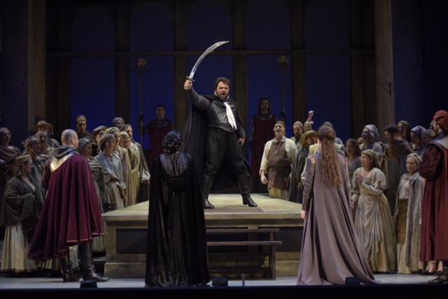 Otello - Crédit : Yves Renaud