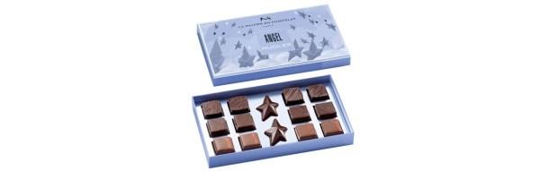 chocolate gift box Angel Mugler