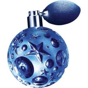 blue bottle perfume Angel