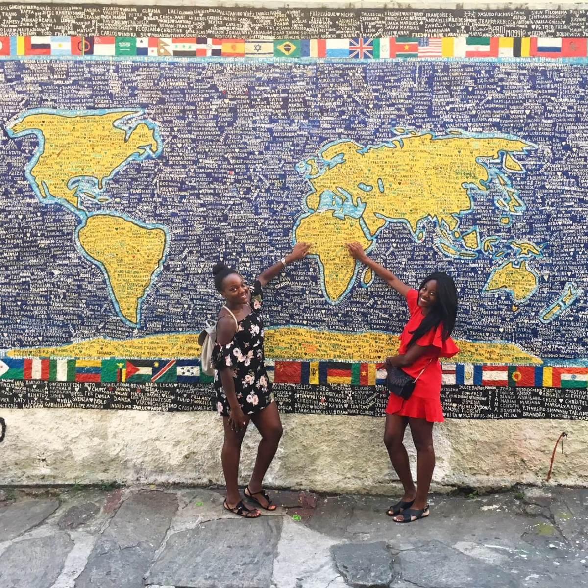 Travel Destination - Rio de Janeiro