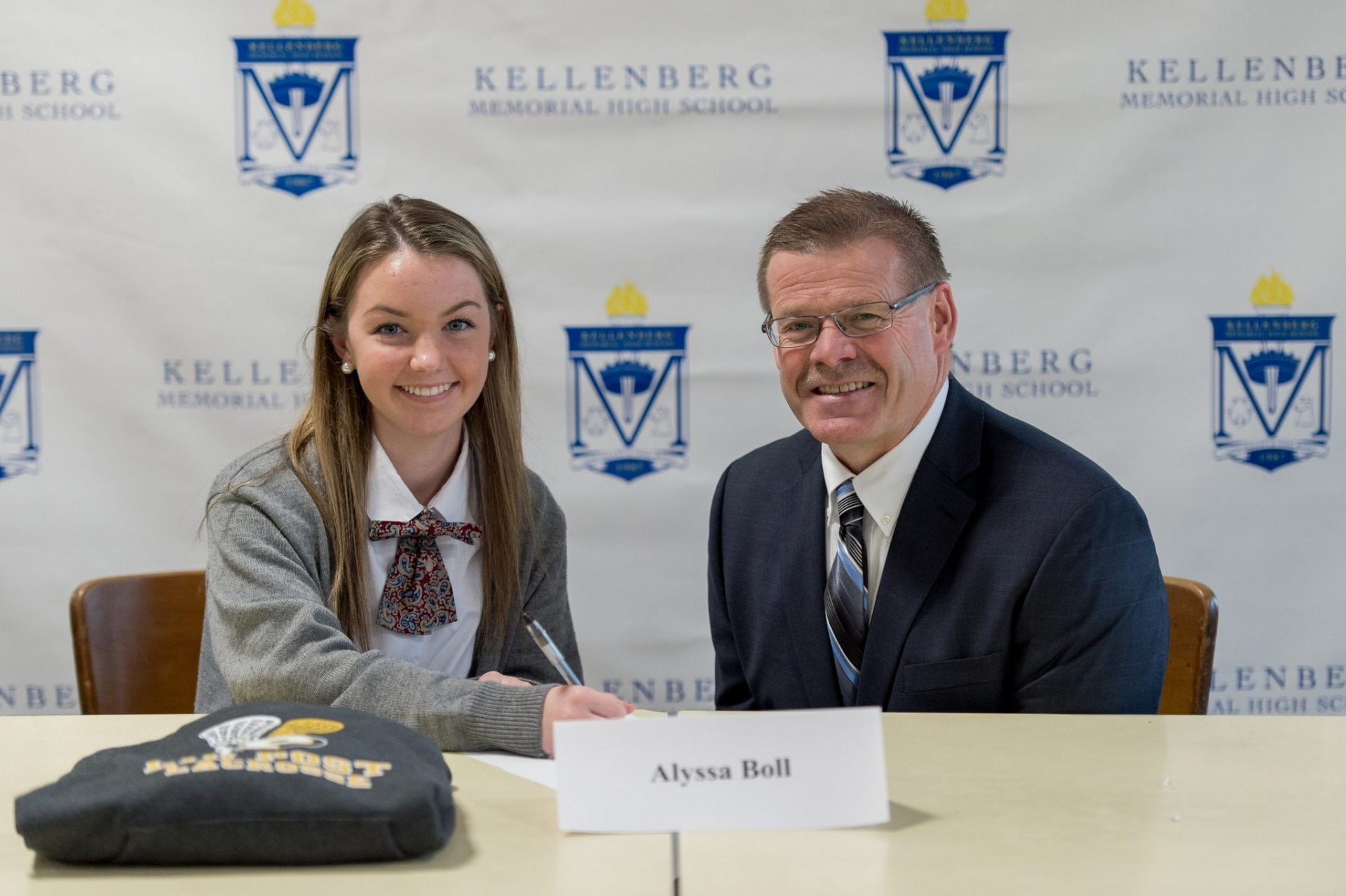 Six Firebirds Sign Letters of Intent to Play NCAA Athletics