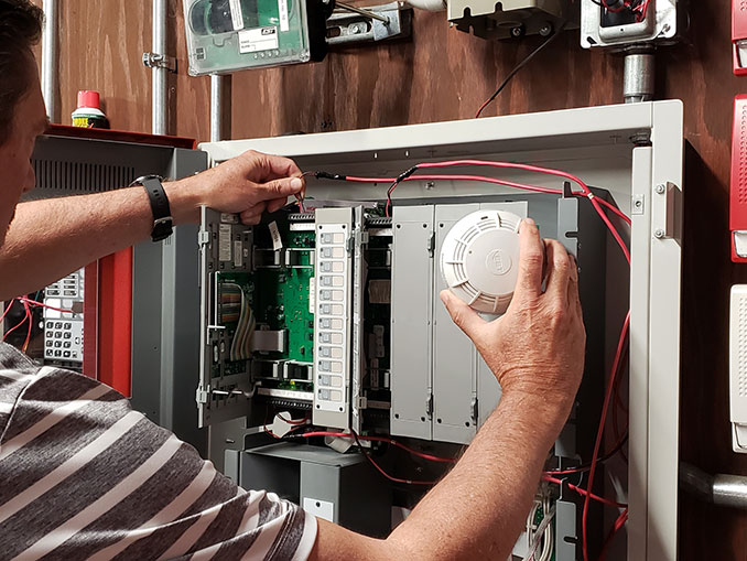Fire Alarm Services | Commercial Fire Safety, Alarm
