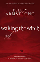 Waking the Witch Trade Paperback United Kingdom cover