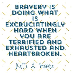 What Brave Looks Like