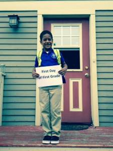 First Day School Daryl