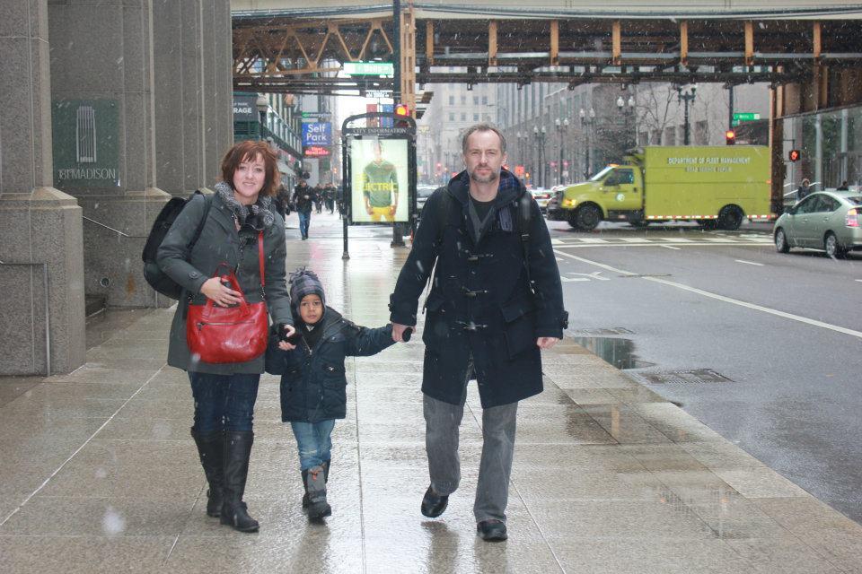 Chicago for Daryls adoption