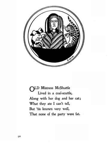 Old Mistress McShuttle