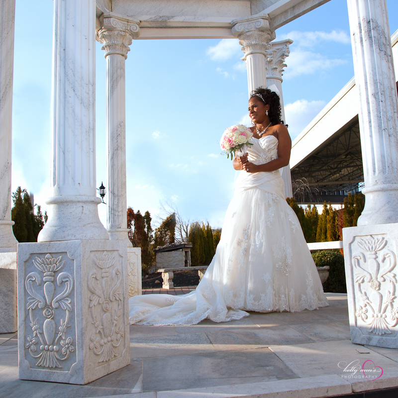 Lucilla Bridal Portrait