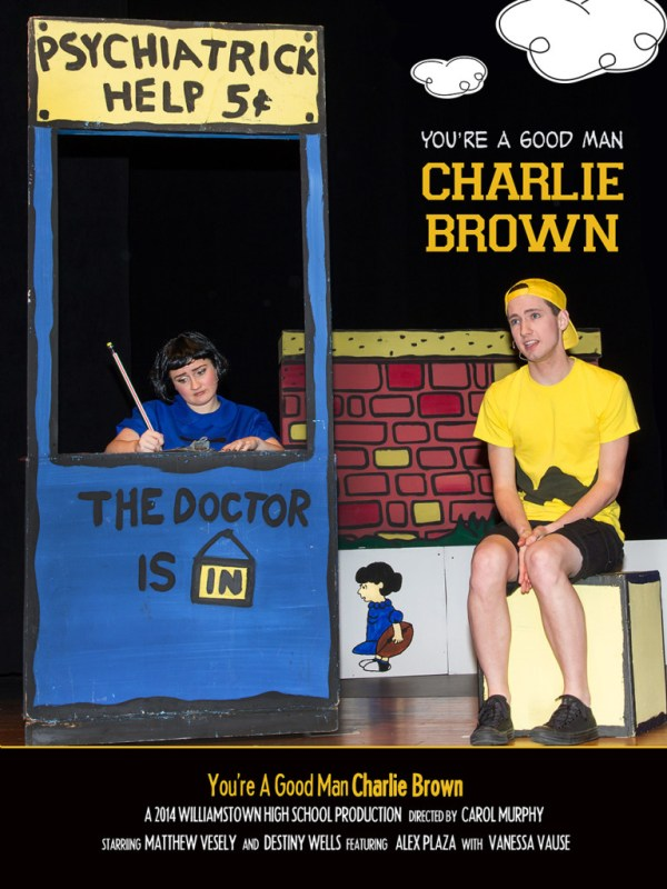 CharlieBrownPoster