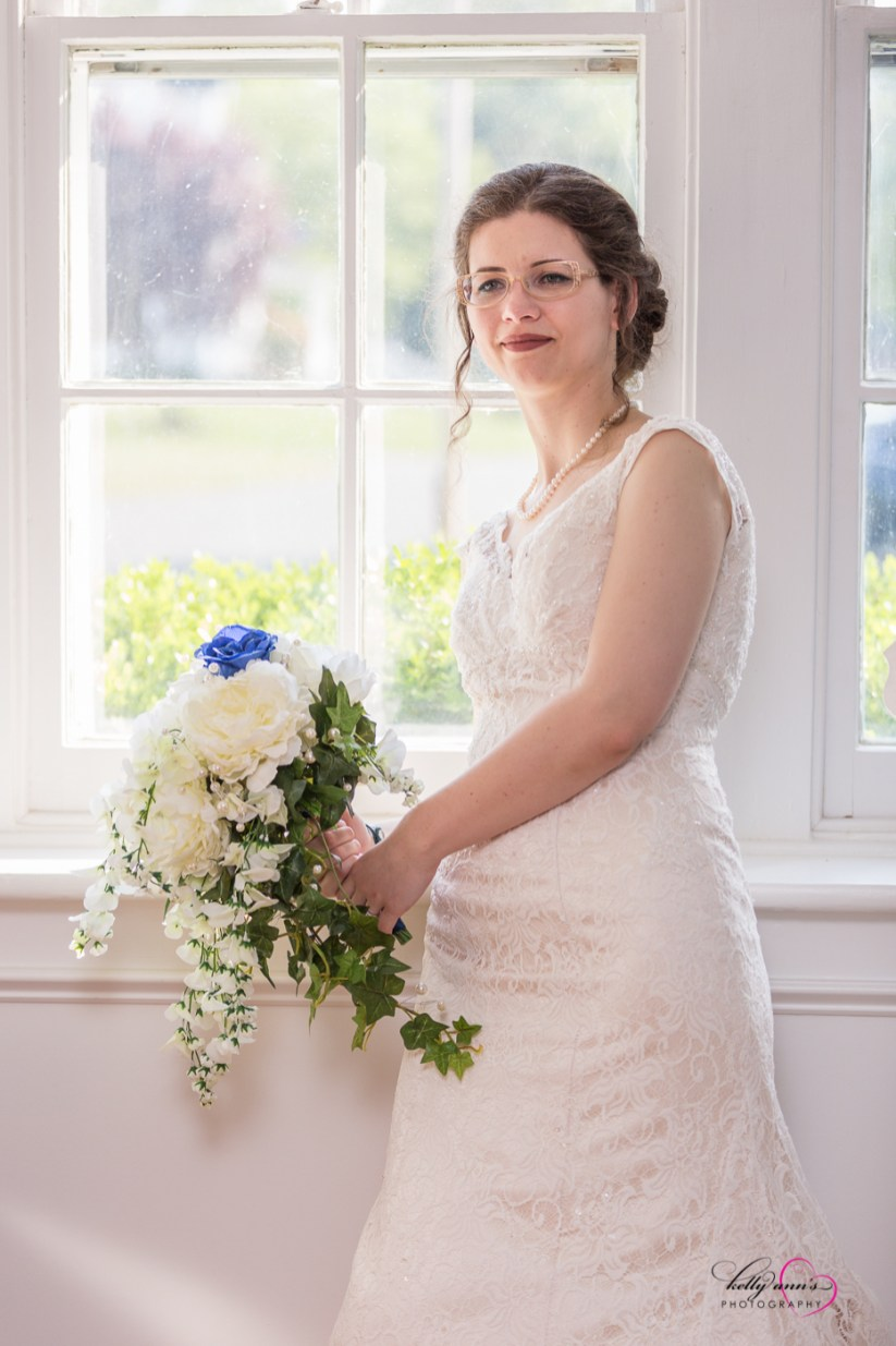 Bride Ashley