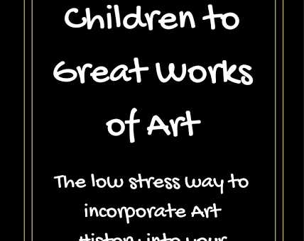 Introducing Children to Art