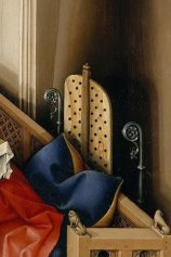 Details from the Merode Altarpiece