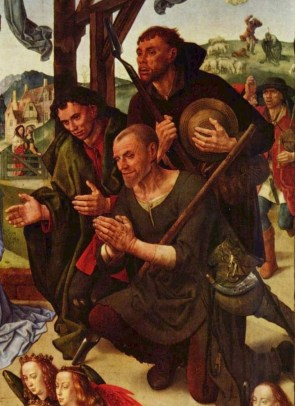 Detail from the Portinari Altarpiece