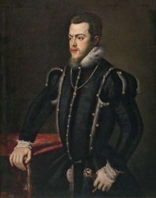 Titian's Phillip II