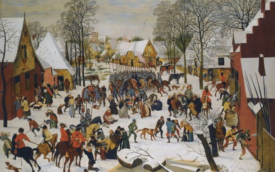Bruegel Resists, A Painting With Many Stories to Tell.