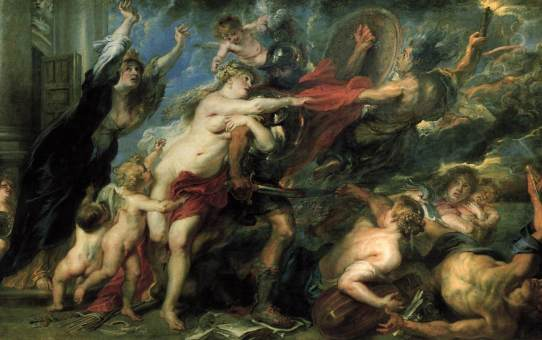 Peter Paul Rubens - Was the Old Master a Spy?