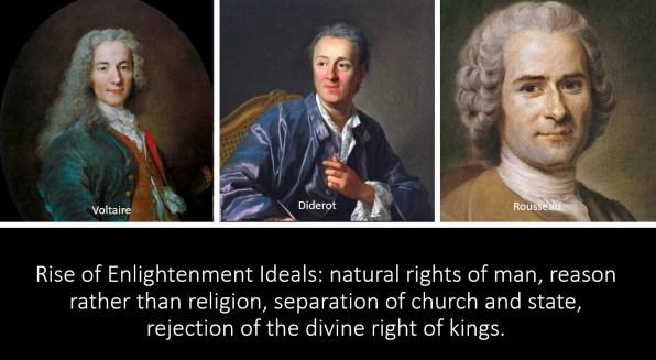 Enlightenment Figures