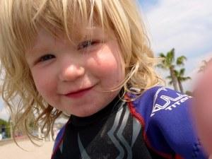 Surfin' Toddler
