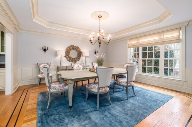 Dining Room - Staged by kellydesigns
