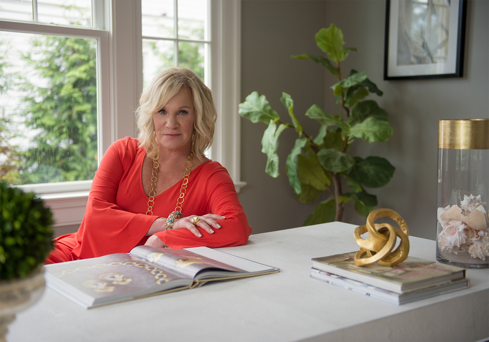 Kelly Sohigian - Interior Designer and Home Stager